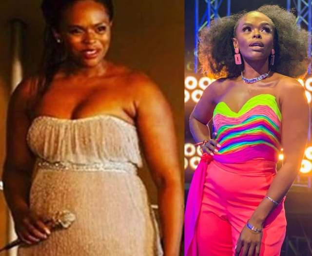 Idols SA Unathi Nkayi shares her weight loss and fitness tips