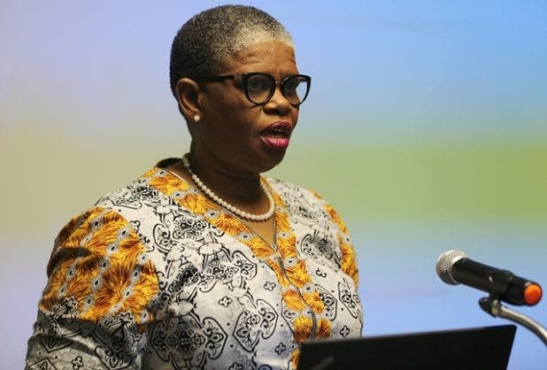 Zandile Gumede is one of 12 ANC KZN members to step aside