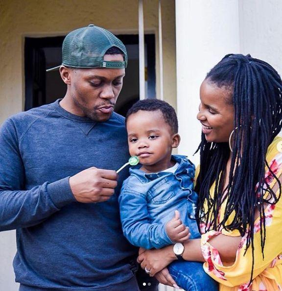Zizo Beda's husband Mayihlome Tshwete address divorce rumours