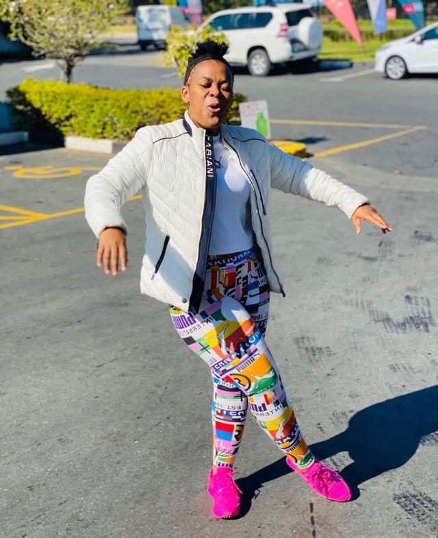 Zodwa Wabantu teases new boyfriend