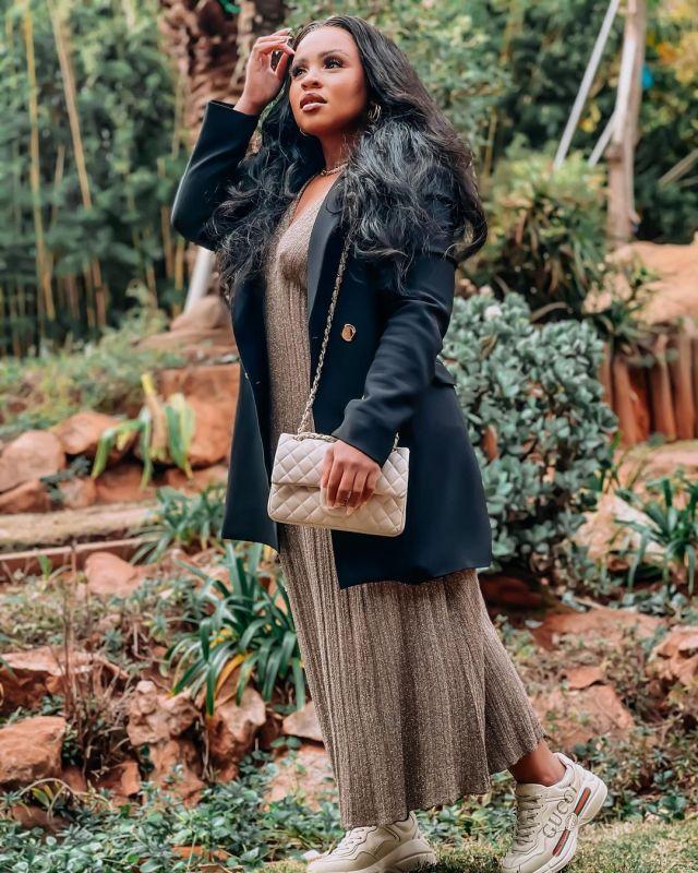 Cheated Prince Kaybee's girlfriend Zola Zeelovin Stuns Mzansi – Photos