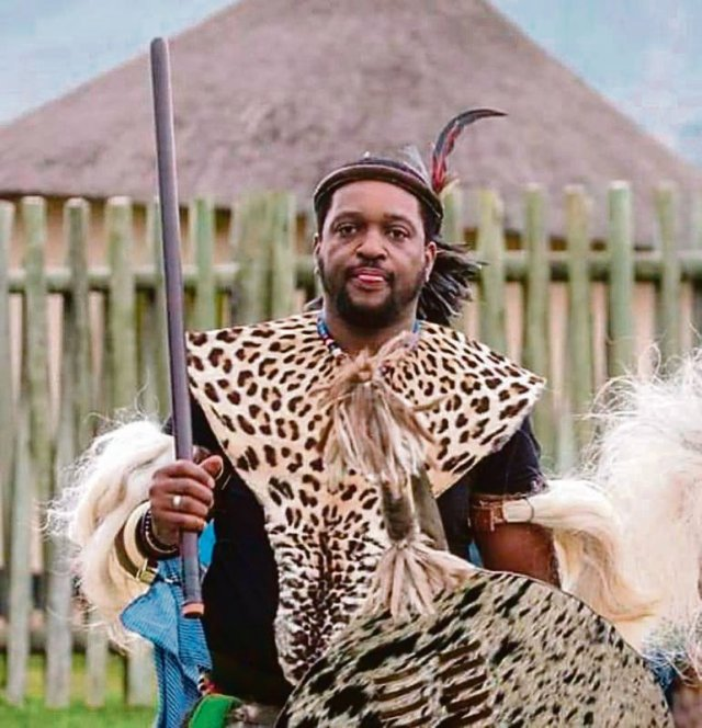 Meet Zulu King's new wife – Pictures
