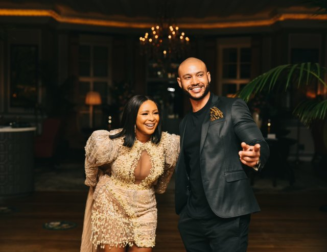 Boity and Anton Fuel Dating Rumours Again – Photos