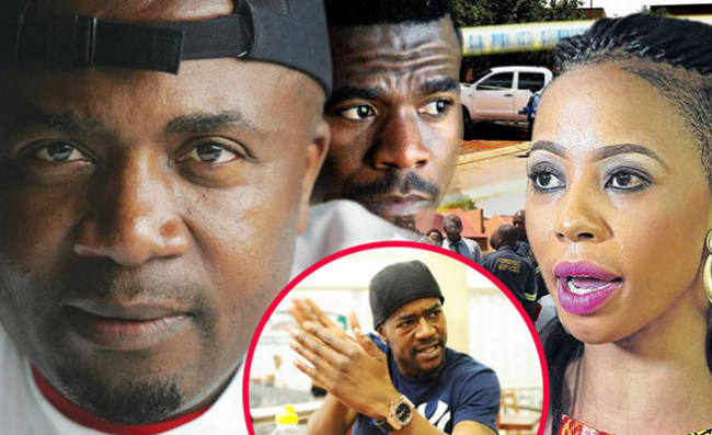 Woman who was shot for revealing Senzo Meyiwa's killer kidnapped as murder case takes new twist