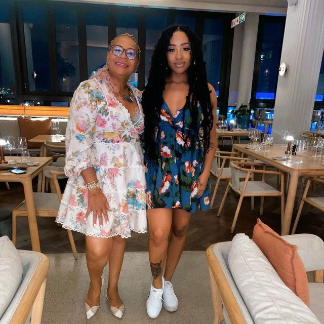 Nadia Nakai and mom get matching tattoo – Video