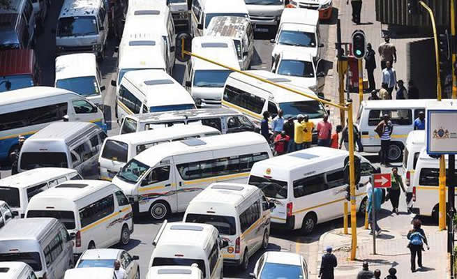 ALL taxi bosses now in hot soup with SARS for not paying tax: Minister Tito Mboweni declares war