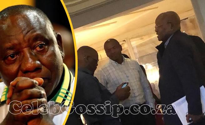 Jacob Zuma, Ace Magashule and Supra Mahumapelo to finish off president Cyril Ramaphosa