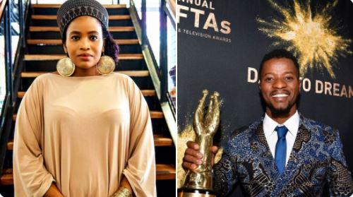 Isibaya's Ayanda Borotho and Abdul Khoza bag roles in upcoming series