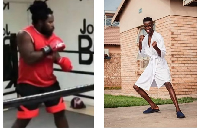 WOW – This is the reward Pitso Mosimane is going to give winner of Big Zulu vs King Monada fight