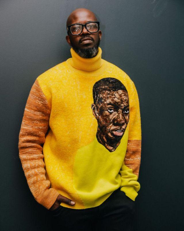 Photos: Black Coffee flaunts R50 000 sweater