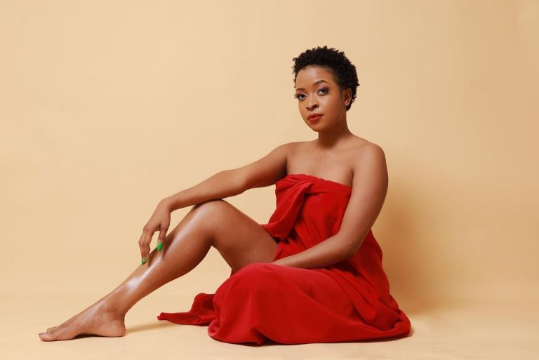 Muvhango actress Candy Magidimisa launches meme collection of herself