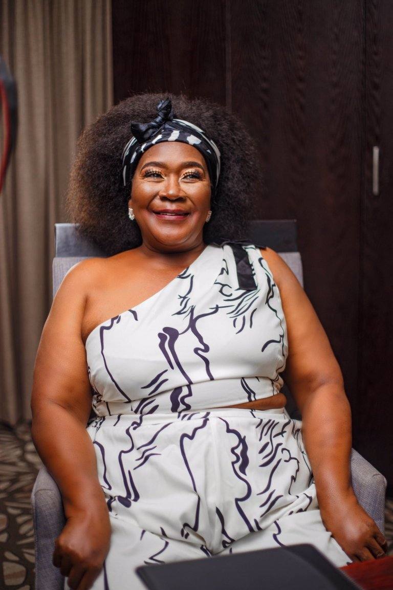 Mzansi react to actress Connie Chiume's age as she turns a year older