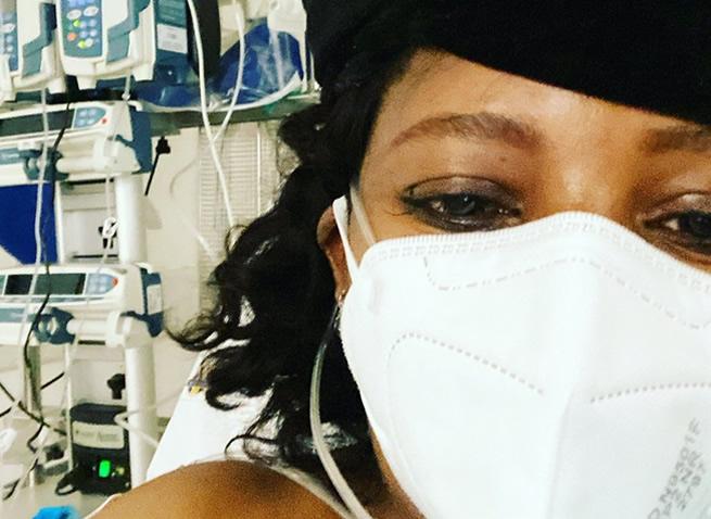 Media personality Criselda Kananda survives Covid-19 pneumonia