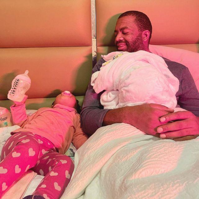 Bafana Bafana goalkeeper Itu Khune welcomes his second child