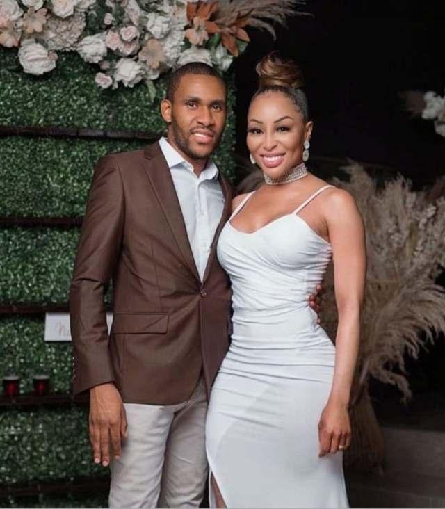 Photos: 5 times Khanyi Mbau and her bae Kudzi served adorable couple goals