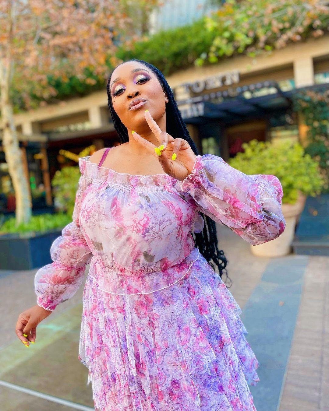 Lady Zamar celebrates life as she turns 34