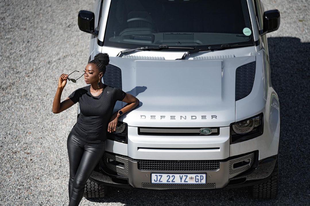 Singer Lira appointed Land Rover ambassador