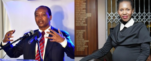 Is Patrice Motsepe The Father To Gomora Actress Katlego Danke's Son?