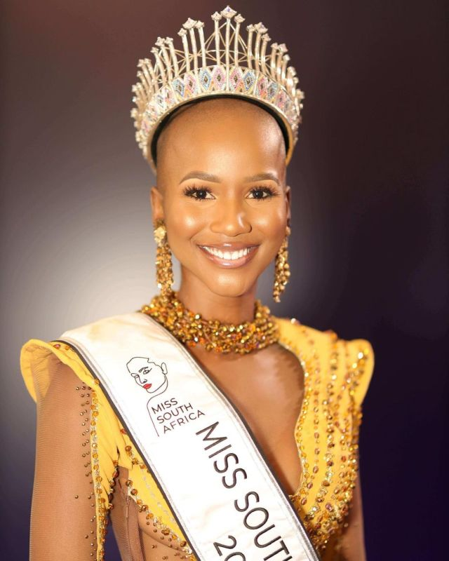 Scammer targets Miss SA