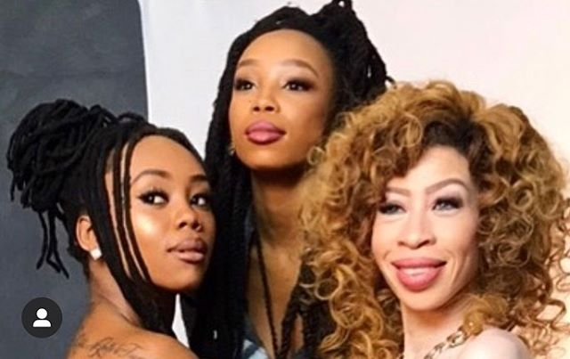 Mzansi Celebrity Families And Siblings