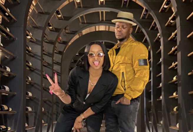 DRAMA: Murdah Bongz gets DJ Zinhle and his ex girlfriend pregnant