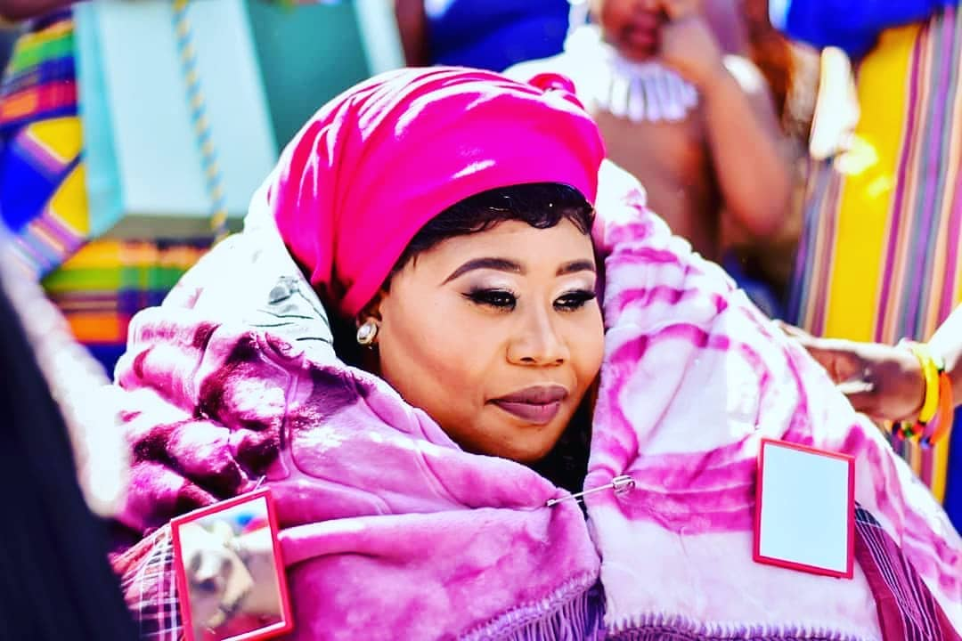 Actress Nomsa Buthelezi speaks about her tragic day