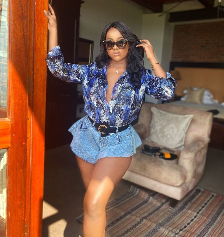 VIDEO – ACTRESS OMUHLE GELA IS OFFICIALLY A DJ