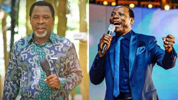 VIDEO: Popular Pastor Celebrates Prophet TB Joshua's Death With Crazy Dance Moves