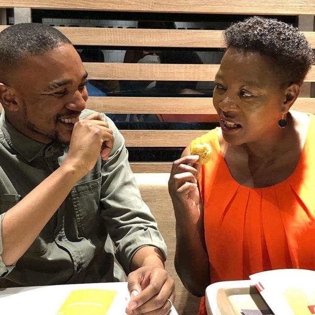 Phelo Bala celebrates mother-in-law's birthday with a sweet message