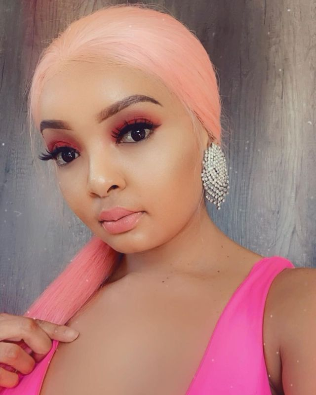 SAD: Hungry and sick Bonang's cousin Pinkygirl ignored after ordering food