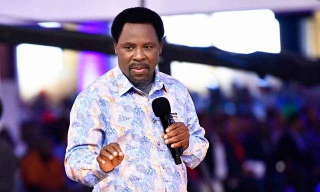 How Prophet TB Joshua Predicted His Death
