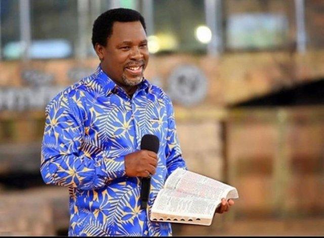 Prophet TB Joshua's burial plans