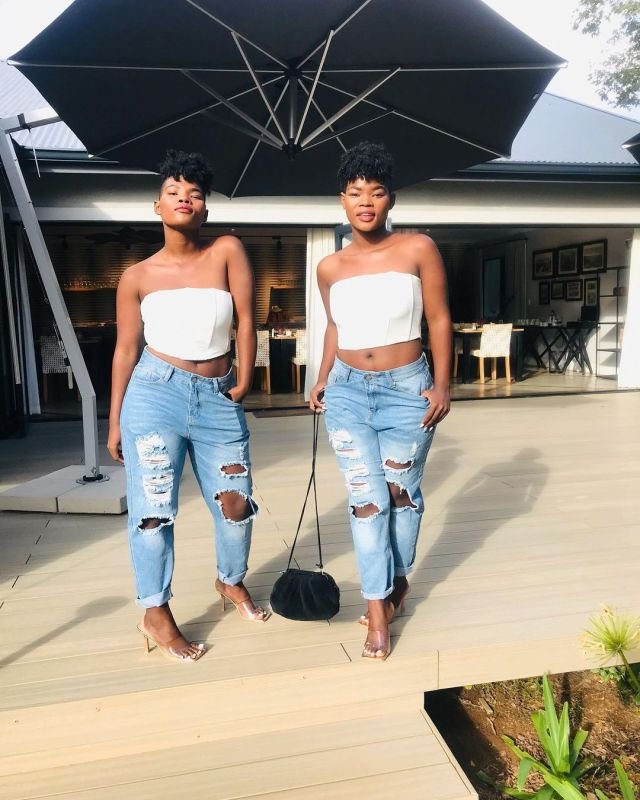 Mzansi can't get enough of the Qwabe Twins – Pictures