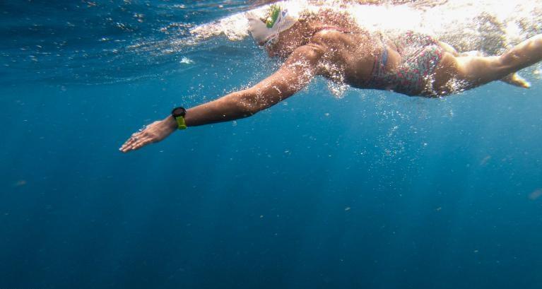 Sarah Ferguson to swim from Durban to Cape Town to raise awareness on devastating impact of plastic pollution