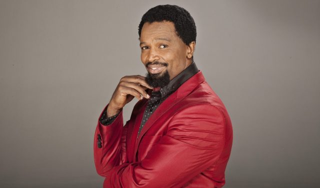 Legendary South African Actor Sello Maake Ka-Ncube Launches A Podcast