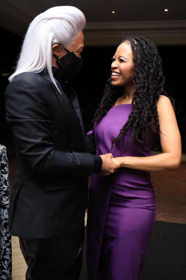 Mzansi trolls Somizi's fancy hairdo – Pictures