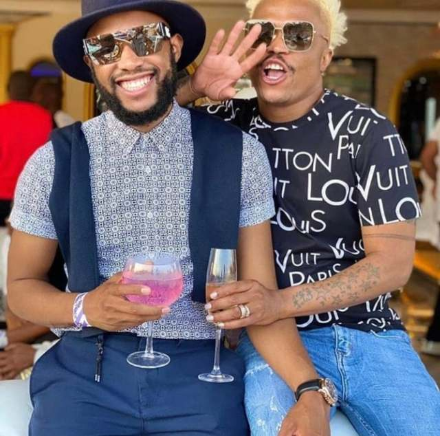 Mzansi react as Mohale comes out as straight