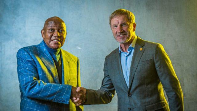Kaizer Chiefs reappoints Stuart Baxter as head coach