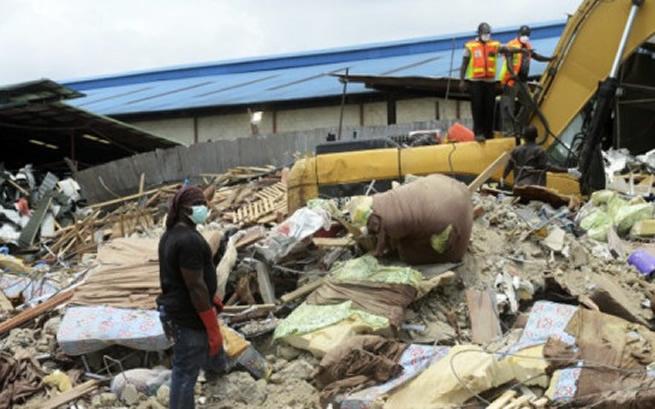 TB Joshua church building collapse: Victim families want R10 million