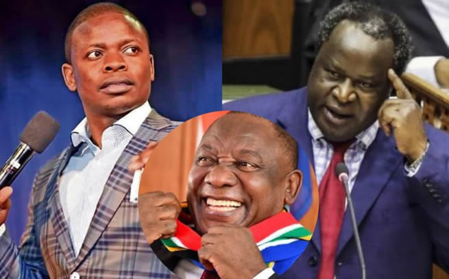 Prophet Shepherd Bushiri enters South Africa and escapes again – Government stunned
