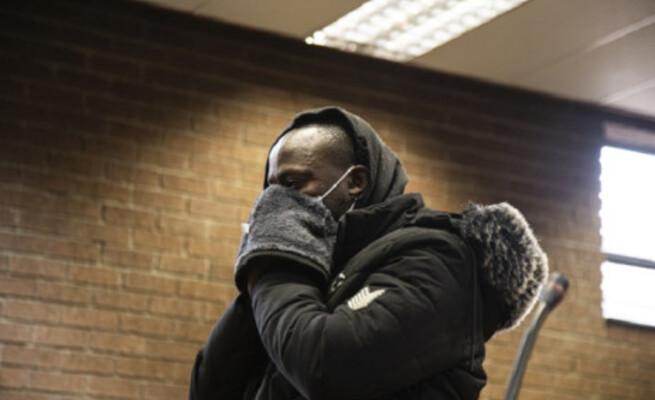 Drama as man who killed Tshegofatso Pule updates Facebook status from prison