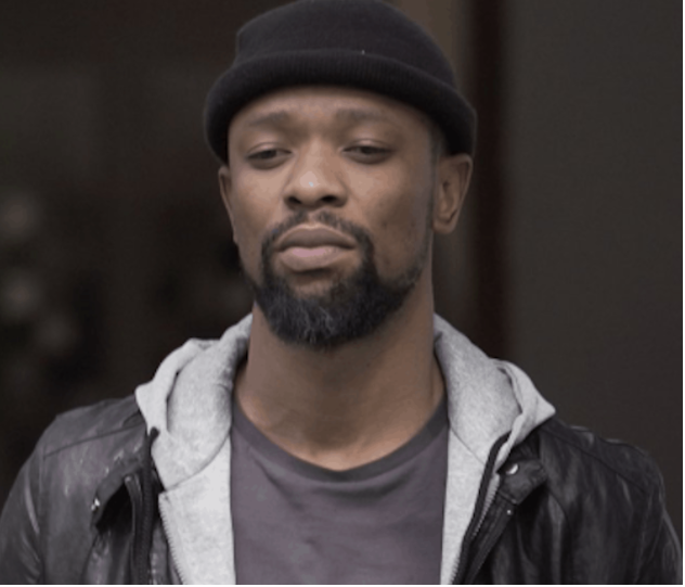 THE QUEEN ACTOR SK KHOZA IN FILLING STATION ROW, CASHIER HIT WITH A SCANNER IN THE FACE