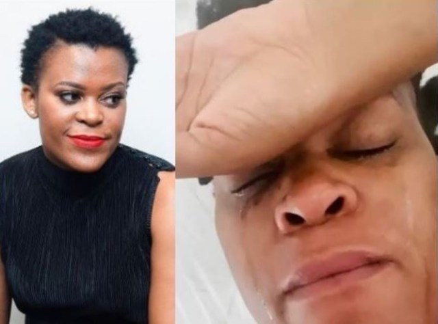 Zodwa Wabantu to wash dead people after sleeping with a rich man to bury her mother