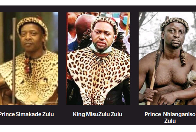Zulu Prince fears for his life as bad blood between royal siblings creates chaos