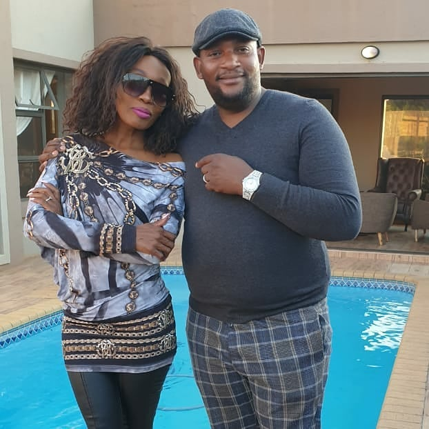 Actress Sophie Ndaba ditches her marriage surname