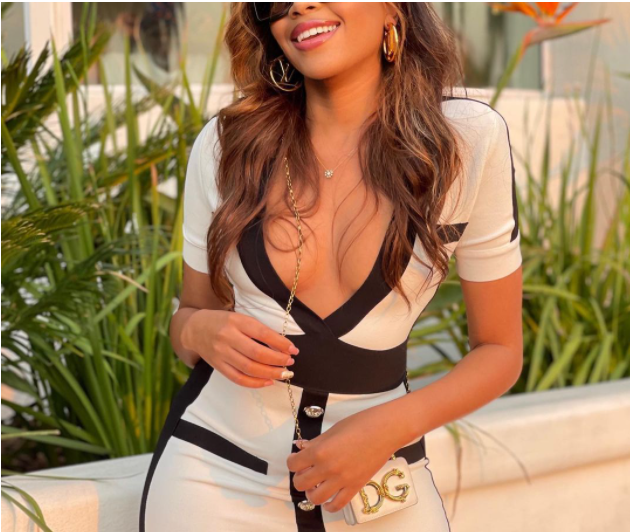 MZANSI IN SHOCK AS MODEL BLUE MBOMBO REVEALS HER FIRST EVER JOB