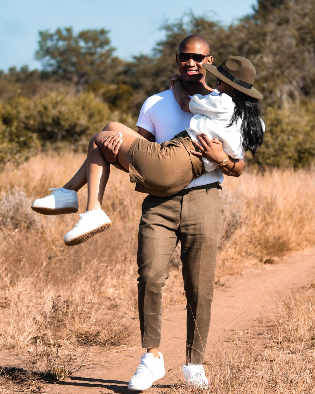 Former Miss SA Tamaryn Green celebrates fiancé's birthday – Pictures