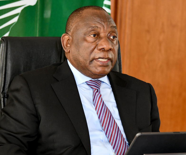 VIDEO: CAPE TOWN THIEVES STEAL PRESIDENT RAMAPHOSA'S IPAD