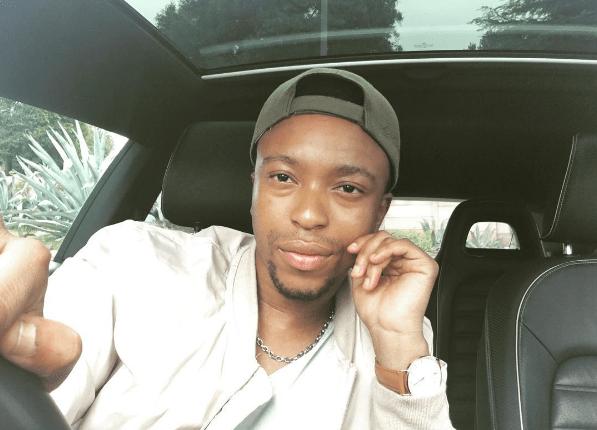Skeem Saam's Buhle Maseko(Nimza) fired?