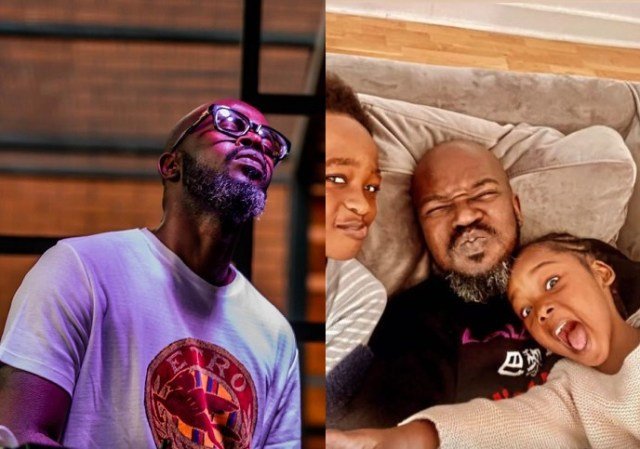 Black Coffee serves father-daughter – Photos